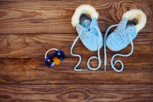 Celebrating the New Year's Baby 1