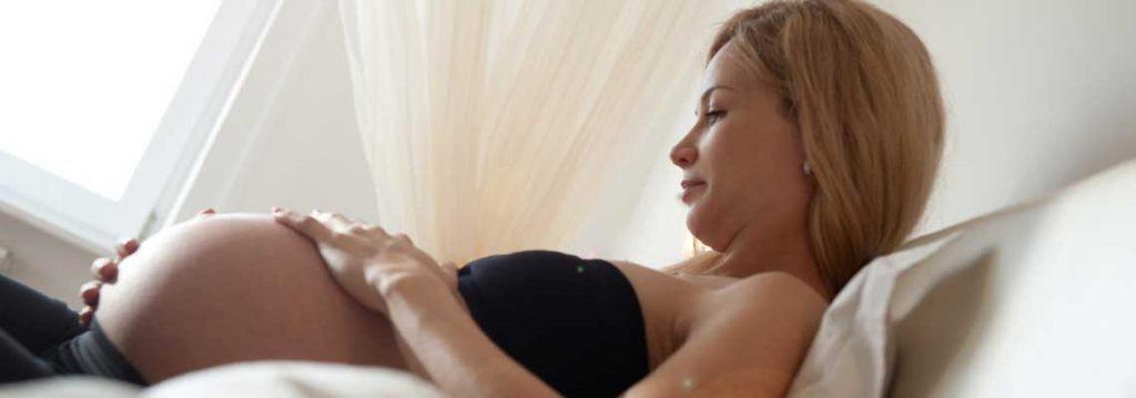 Bettruhe während der Schwangerschaft