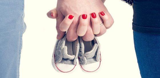 Mitteilung der Schwangerschaft: Süße Ideen 1