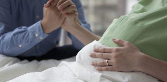 Väter und Geburt: Soll der Mann bei der Entbindung anwesend sein?