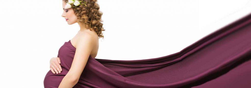 Schwanger und anderen haare farben