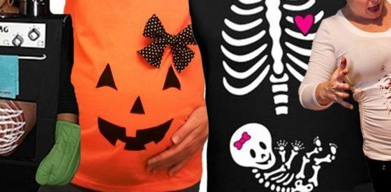 Pregnancy Centered Halloween Costumes 2