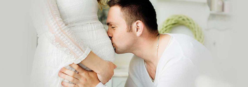 Schwangerschaftsvorbereitung und Shopping-Guide für werdende Väter