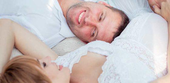 Die besten Sexstellungen während der Schwangerschaft