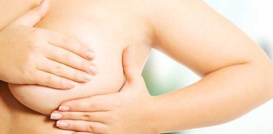 Brustuntersuchung während der Schwangerschaft