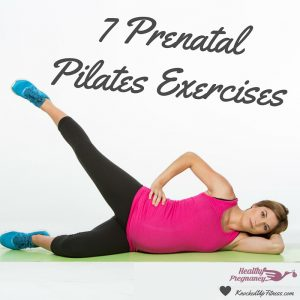 7 Pregnancy Pilates Leg Exercises