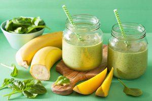 Healthy St. Patrick's Inspired Treats