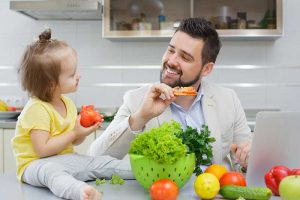 Paternal Nutrition and the Effects on Offsprings' Mental Fitness 1