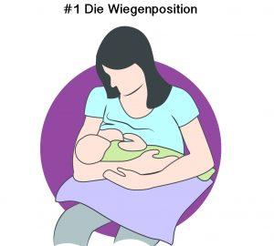 Hilfreiche Stillpositione und Tips für Neue Mütter