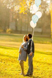 Tipps für kreative Schwangerschaftsverkündung an heißen Tagen 1