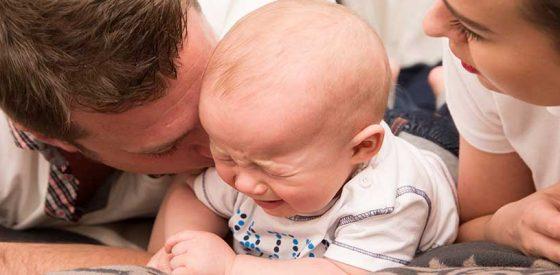 Kein Weinen mehr: Ein kompletter Baby-Problemlösungs-Leitfaden
