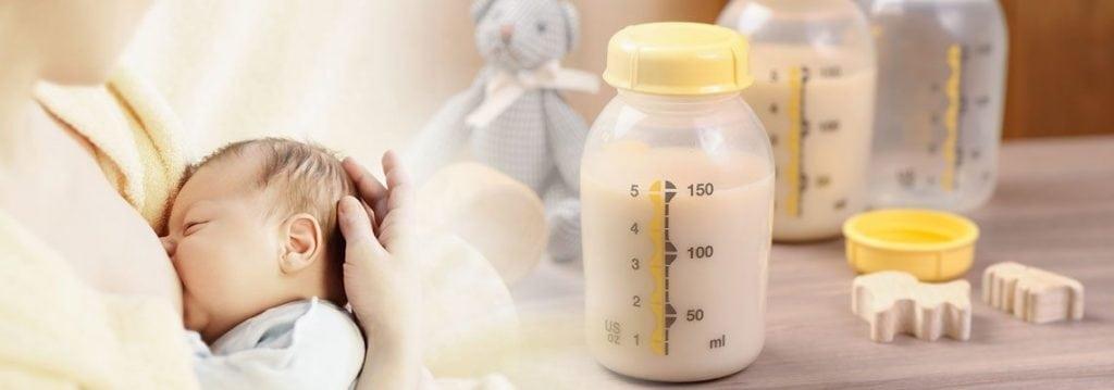 Melatonin, Muttermilch und die Gesundheit Ihres Babys