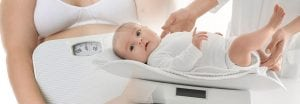 Gewichtszunahme in der Frühschwangerschaft birgt Risiken für das Kind