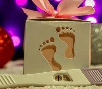 Schwangerschaftsverkündung während der Festtage: Die besten Ideen