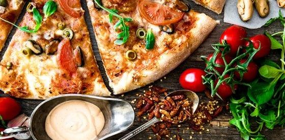 Pizza in der Schwangerschaft: Gesunde, selbstgemachte Varianten