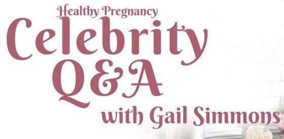 Schwangerschaft Fragen und Antworten mit Top Chef's Gail Simmons