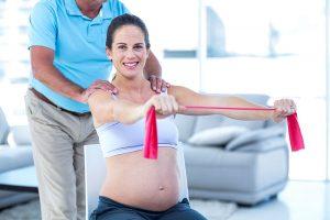 7 Oberkörper-Übungen, die in der Schwangerschaft sicher sind 1
