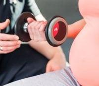 7 Oberkörper-Übungen, die in der Schwangerschaft sicher sind