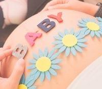 Zwölf entzückende Ostern / Frühling Schwangerschafts Ankündigungs Ideen 3