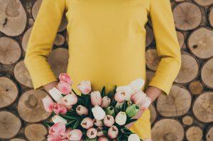 Zwölf entzückende Ostern / Frühling Schwangerschafts Ankündigungs Ideen 4