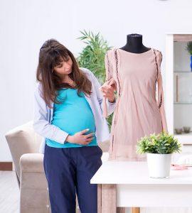 Wie Sie Ihre Kleidung während der Schwangerschaft länger nutzen können