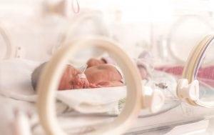 Frühgeburt und Entwicklungsschritte des Babys