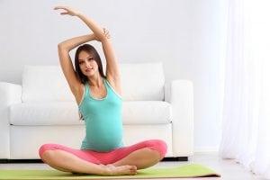 Stärkung des Körperbewusstseins während der Schwangerschaft 1