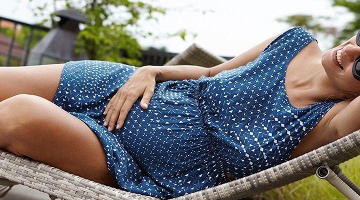 Das ultimative Überlebenshandbuch für eine Schwangerschaft im Sommer