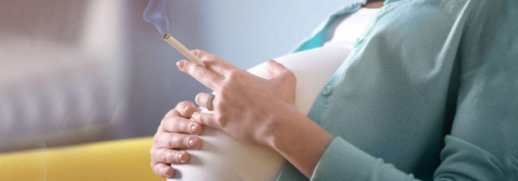 Nikotinbelastung während der Schwangerschaft kann zu Hörproblemen bei Kindern führen 1