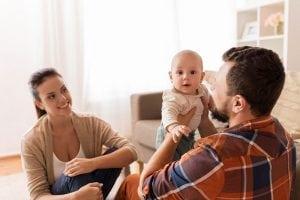 Leben vor und nach einem Baby: was Sie zu erwarten haben 1