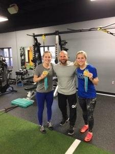 Trainieren während der Schwangerschaft: Fitness-Tipps von Olympiatrainer Anthony Marc Morando 1