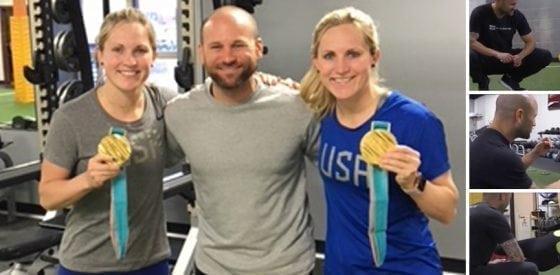 Trainieren während der Schwangerschaft: Fitness-Tipps von Olympiatrainer Anthony Marc Morando 2