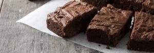 Gesunde Rezepte für weihnachtliche Brownies
