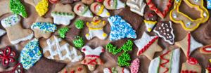 Gesunde Rezepte für Weihnachtskekse