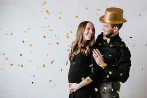 10 Vorsätze fürs neue Jahr, die Sie besser einhalten, wenn Sie schwanger sind
