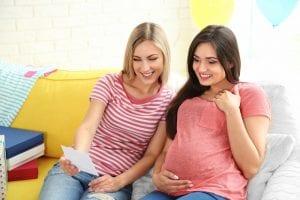 Schwangerschaften und Freundschaften in Zeiten des Umbruchs