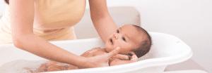 Wichtige Tipps zum sicheren Baden für frischgebackene Eltern 1
