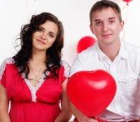 Ein Partnerleitfaden für den perfekten Valentinstag einer schwangeren Frau 1