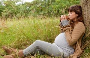 Teetrinken während der Schwangerschaft 1