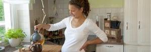 Teetrinken während der Schwangerschaft