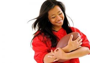 Die besten sportbezogenen Ideen, um Ihre Schwangerschaft bekanntzugeben oder das Geschlecht Ihres Babys zu enthüllen 2