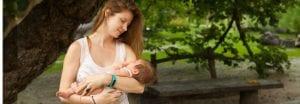 """Kann man sein Baby zu viel im Arm halten? Die Wissenschaft sagt ganz klar: """"Nein!"""" 1"""