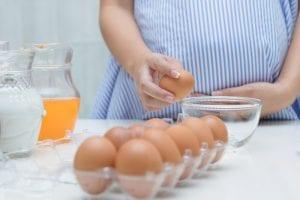 Diese Fehler in der Lebensmittelsicherheit sollten Sie während der Schwangerschaft vermeiden