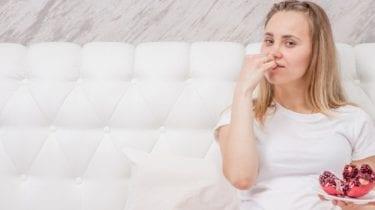 Granatäpfel während der Schwangerschaft können helfen, Komplikationen zu vermeiden 1