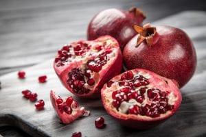 Granatäpfel während der Schwangerschaft können helfen, Komplikationen zu vermeiden