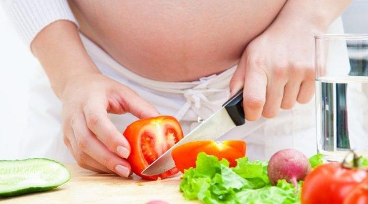 Während der Schwangerschaft gesunde Mahlzeiten planen
