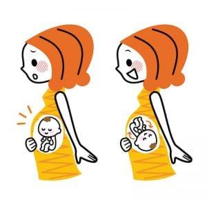 Wie man ein Baby für die Geburt auf natürliche Weise in Position bringt und warum die richtige Position so wichtig ist