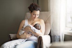 Wie Sie das erste Fieber Ihres Babys behandeln 1