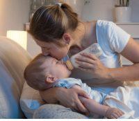 Bereiten Sie sich darauf vor, Ihr Baby nachts zu füttern 1