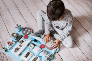 Spielzeug für Neugeborene zum Selbermachen 1